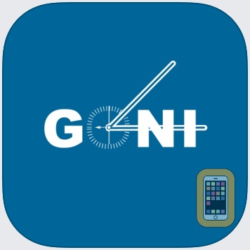 GONI RehabLearning - Goniometry for Clinicians by RehabLearning, LLC (Universal)