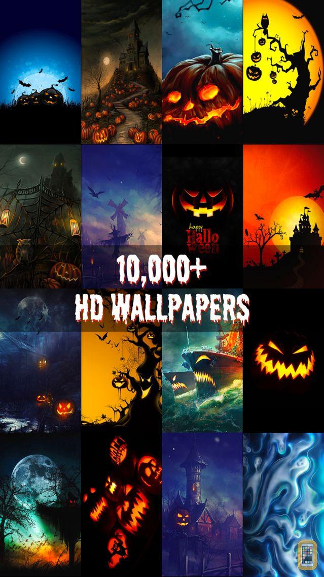 Screenshot - HD Halloween Wallpapers & Backgrounds Free