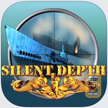 Silent Depth Submarine Sim by COBBLECROWD (Universal)