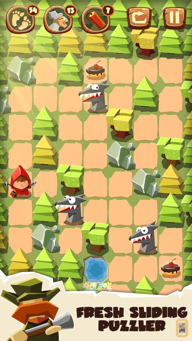 Screenshot - Bring me Cakes - Fairy Puzzle