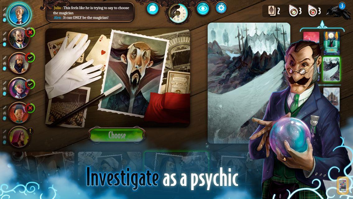 Screenshot - Mysterium: A Psychic Clue Game
