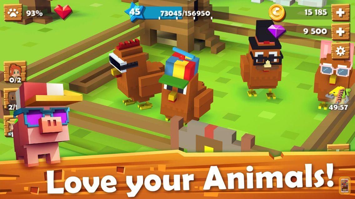 Screenshot - Blocky Farm