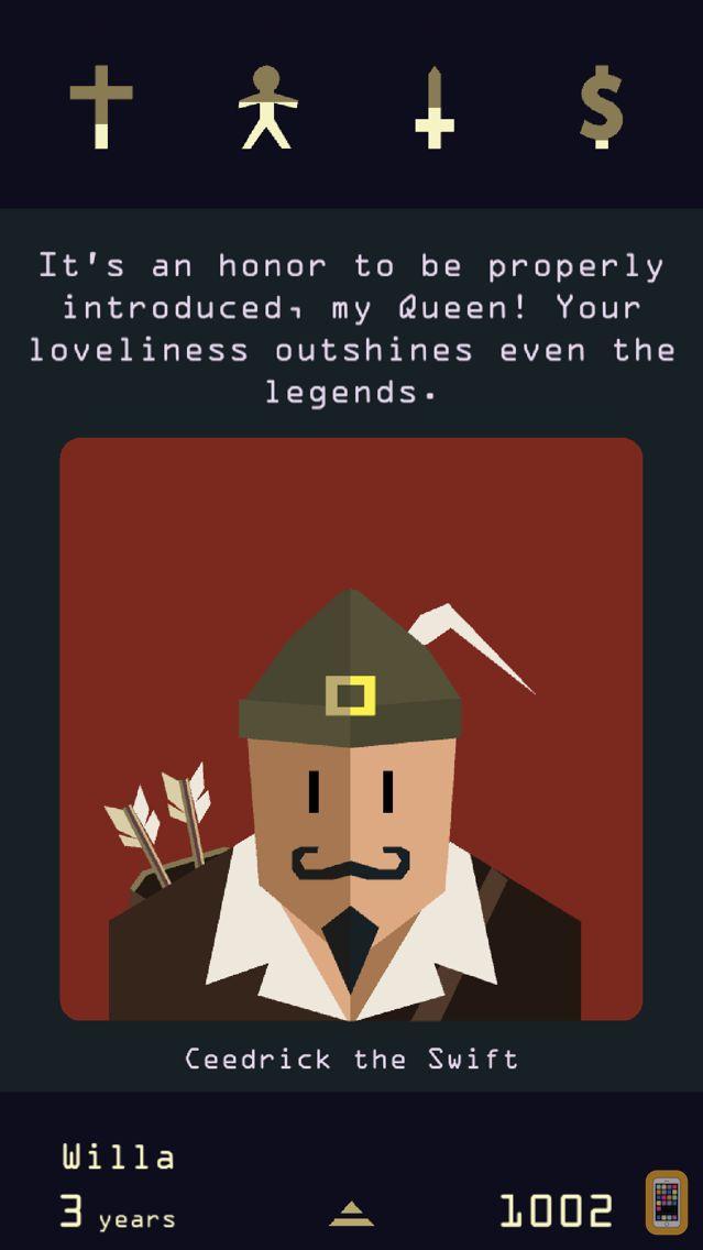Screenshot - Reigns: Her Majesty