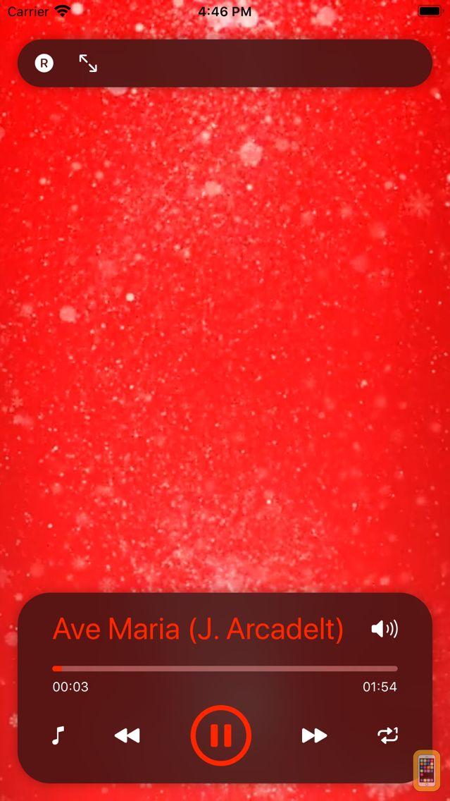 Screenshot - Christmas Play List Holiday