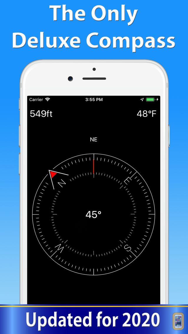 Screenshot - Compass∞