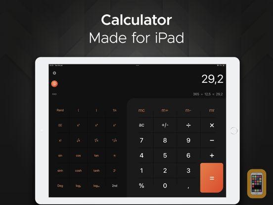 Screenshot - Calculator ۬