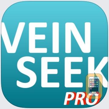 VeinSeek Pro by VeinSeek LLC (iPhone)