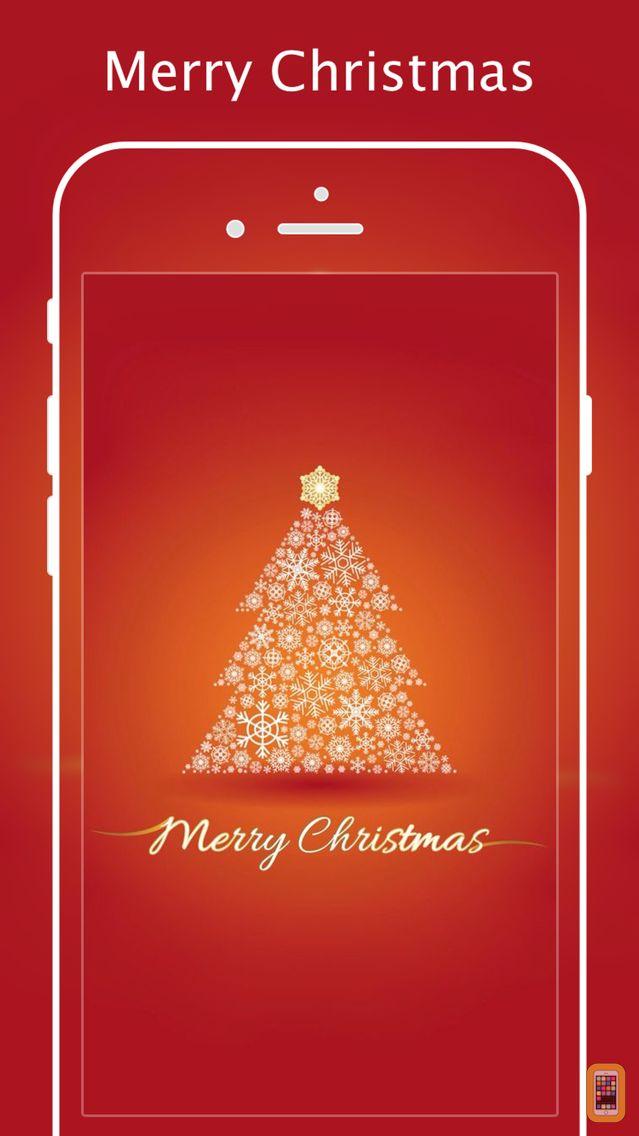 Screenshot - Christmas Wallpapers & Backgrounds™