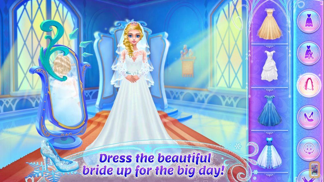Screenshot - Ice Princess Royal Wedding Day