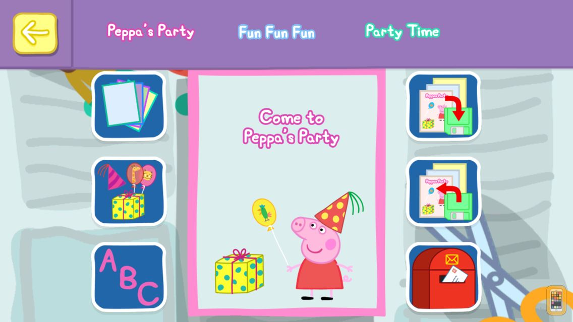 Screenshot - Peppa Pig™: Party Time
