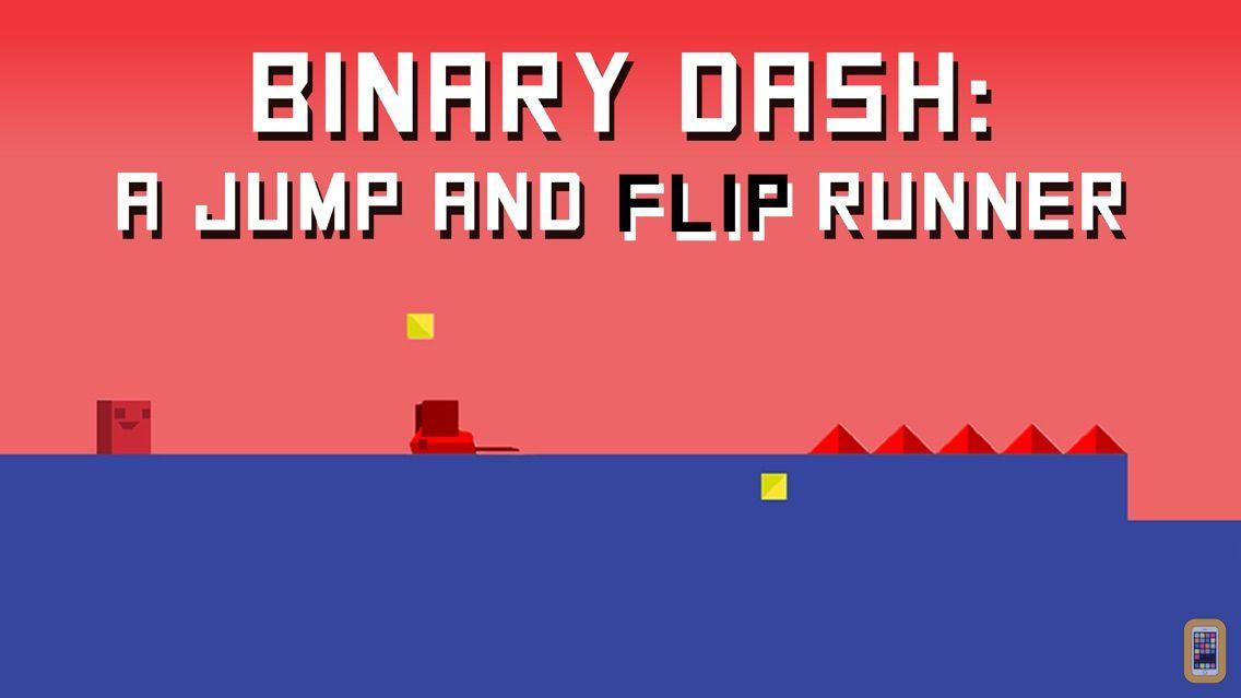Screenshot - Binary Dash