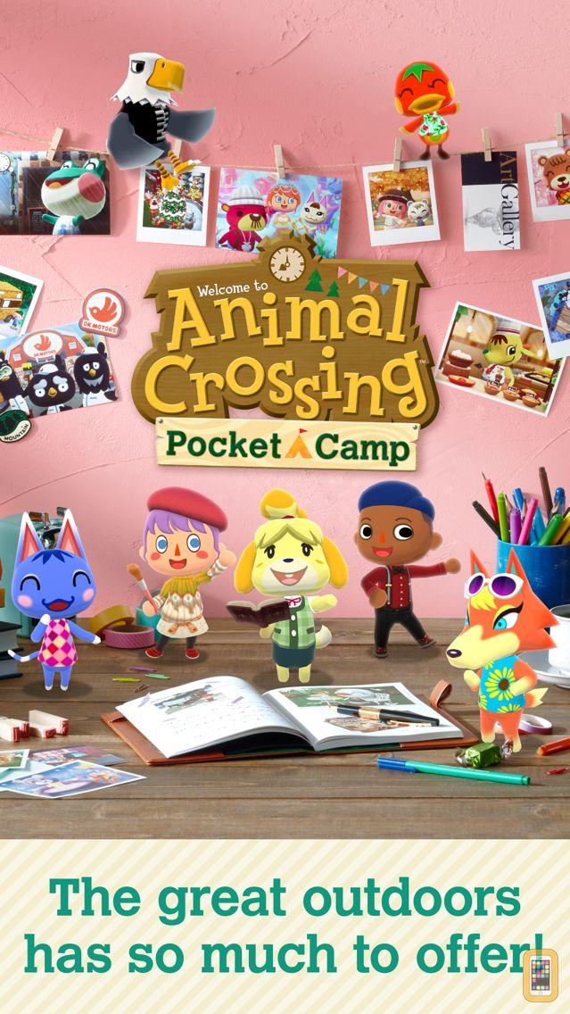 Screenshot - Animal Crossing: Pocket Camp