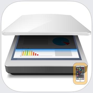 Scanner Plus - PDF Scanner, Editor & Printer App by MOHAMED ETTAMMAR (Universal)
