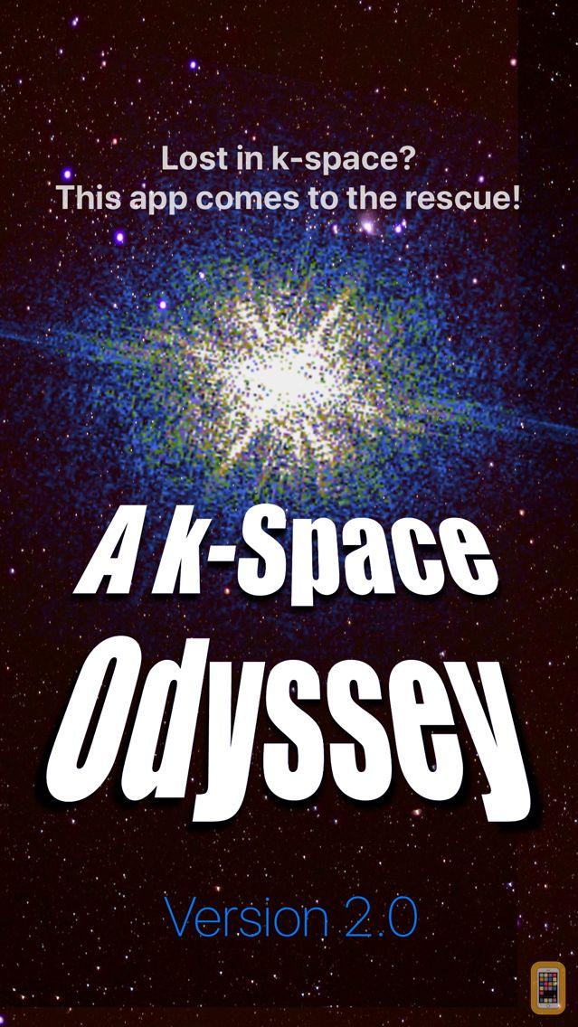 Screenshot - A k-Space Odyssey