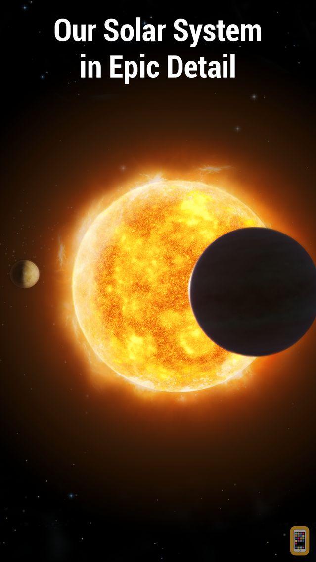 Screenshot - Solar Walk 2 Ads+: Outer Space