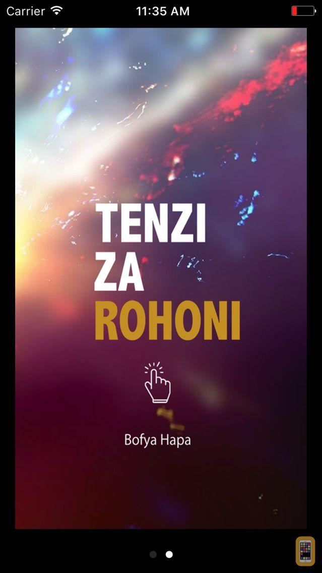 Screenshot - Tenzi za Rohoni