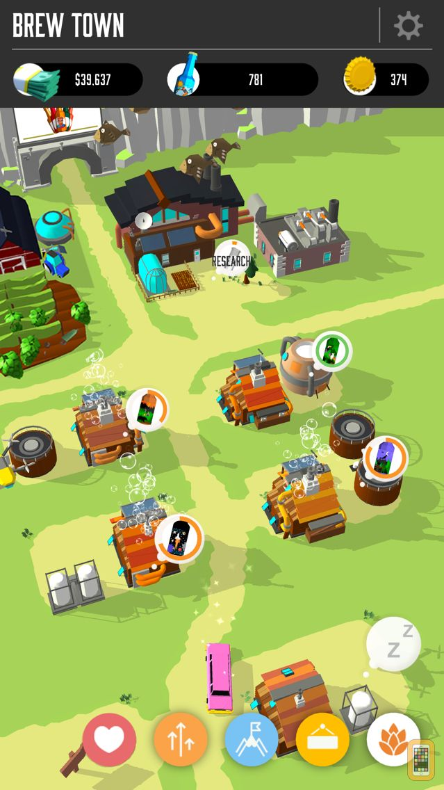 Screenshot - Brew Town