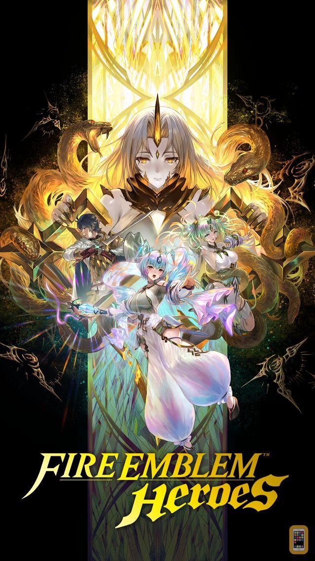 Screenshot - Fire Emblem Heroes