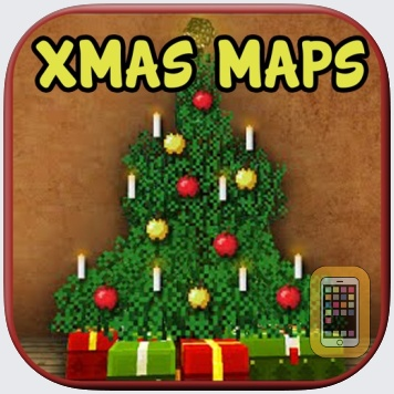 Christmas Maps for Minecraft PE - Pocket Edition by Nadeem Mughal (Universal)