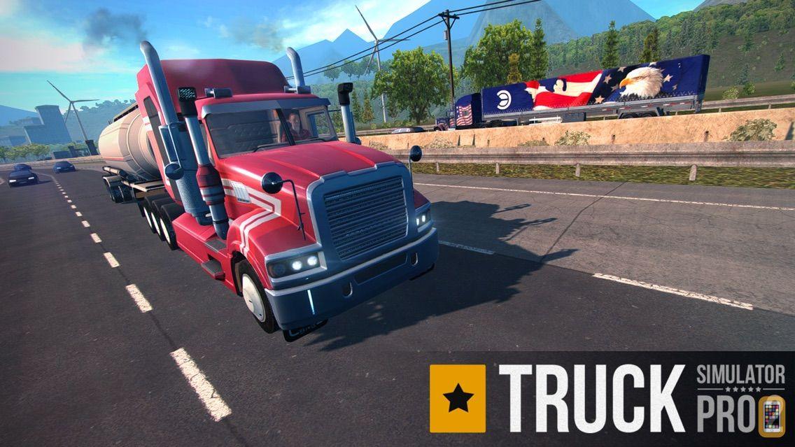 Screenshot - Truck Simulator PRO 2