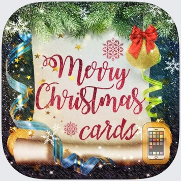 Christmas Cards Maker - Personalize your Xmas Card by Milica Vuksanovic (Universal)