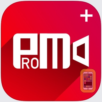 ProMovie Recorder + by Panda Apps Limited (Universal)