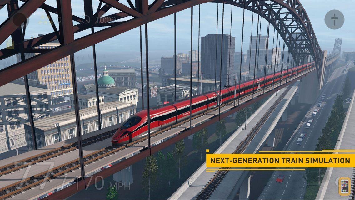 Screenshot - Trainz Simulator 3