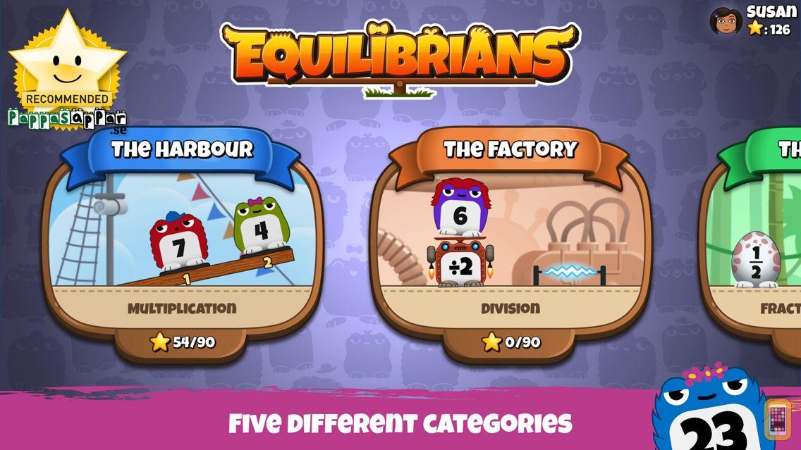 Screenshot - Equilibrians