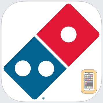 Domino\'s Pizza Switzerland for iPhone & iPad - App Info & Stats ...