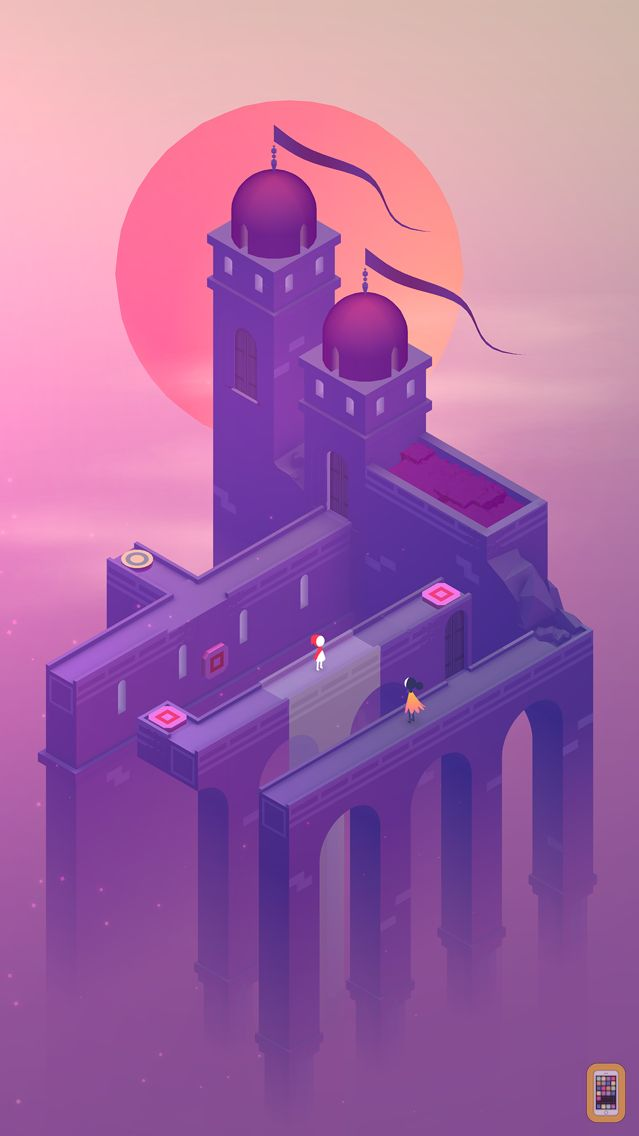 Screenshot - Monument Valley 2