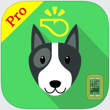 Dog Whistle Pro clicker training and stop barking by Ganger Cai (Universal)