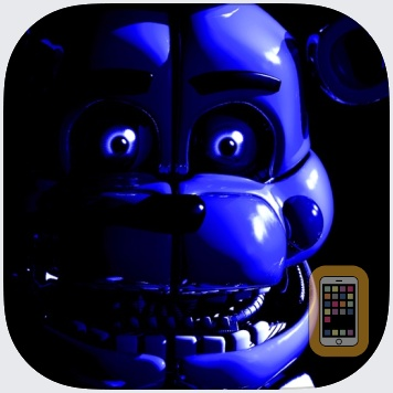 Five Nights at Freddy's: Sister Location by Scott Cawthon (Universal)