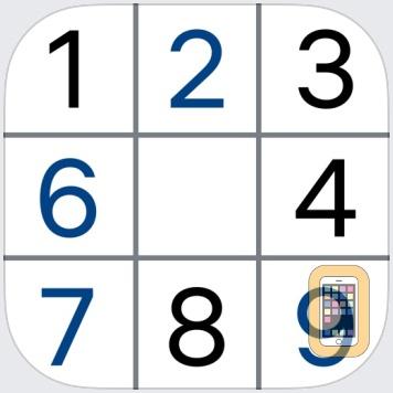 Sudoku.com - Brain Games by Easybrain (Universal)