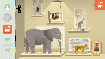 Screenshot - Mammals by Tinybop