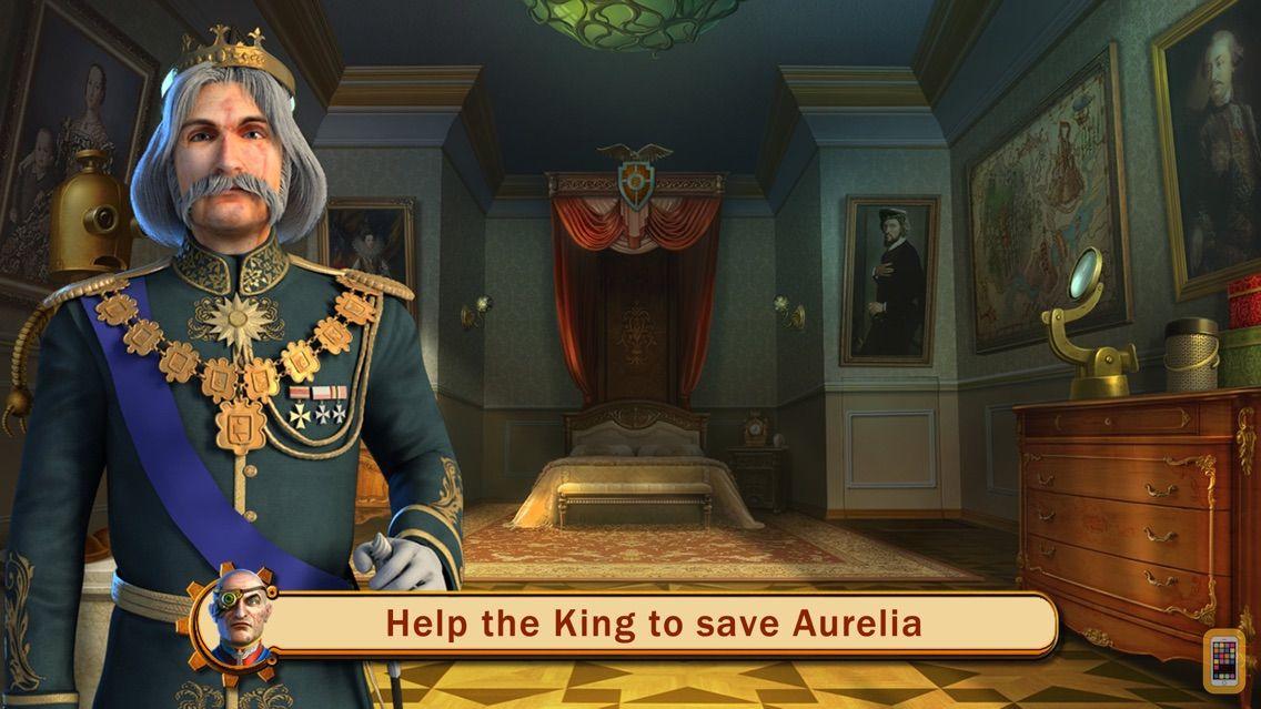 Screenshot - Kingdom of Aurelia:Mystery of Poisoned Dagger Full