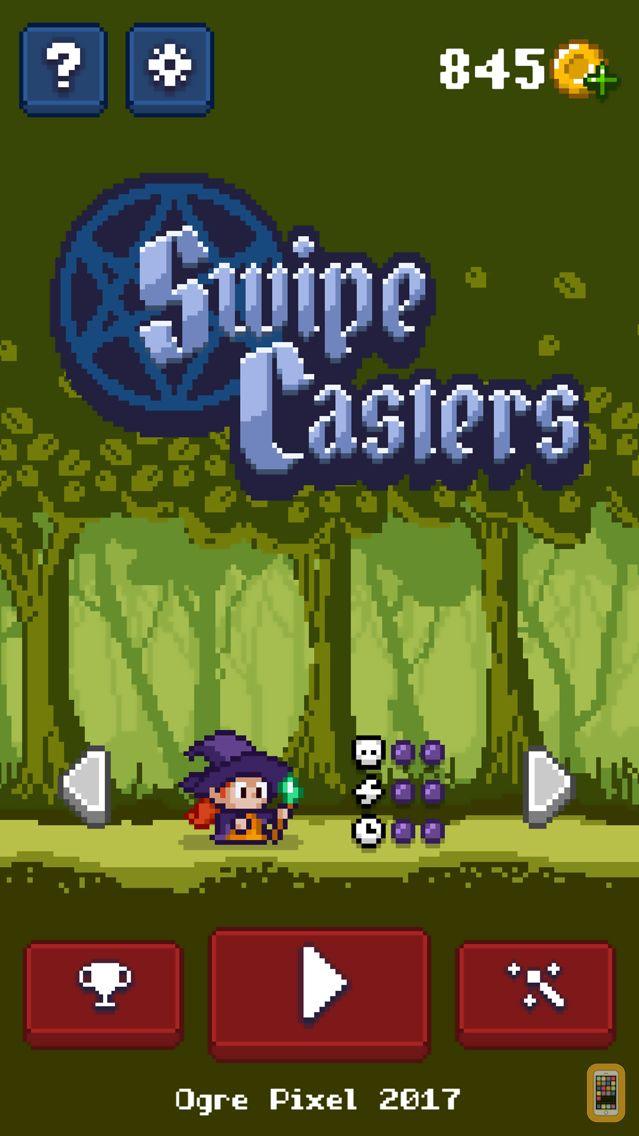 Screenshot - Swipe Casters