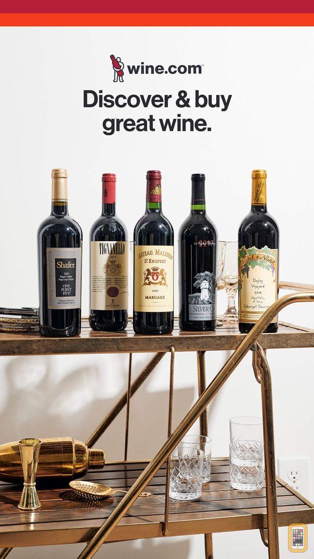 Screenshot - Wine.com