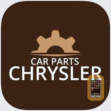 Car Parts for Chrysler - ETK Spare Parts Diagrams by Ruslan Balkarov (Universal)