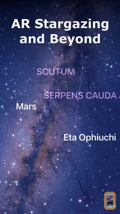 Screenshot - Stellar Tour - AR Stargazing
