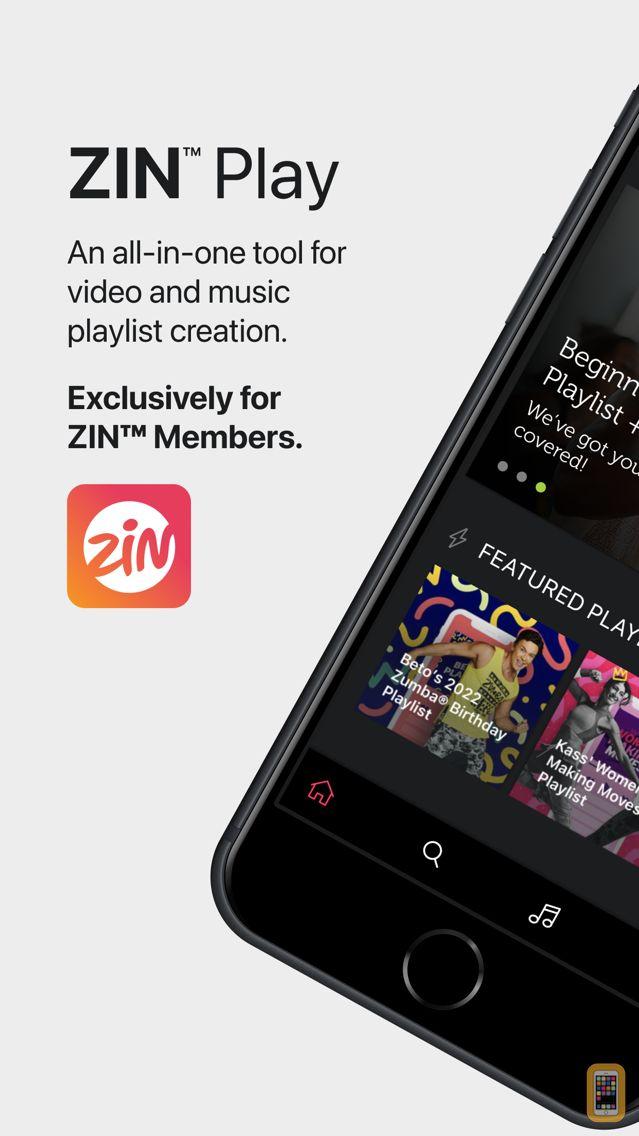 Screenshot - ZIN Play