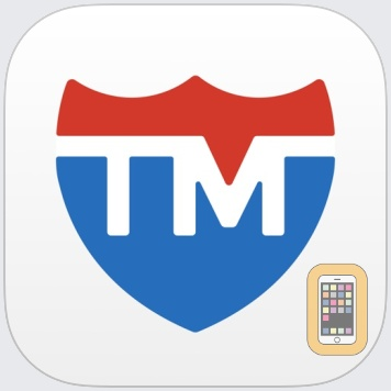 TruckMap - Truck GPS Routes by TruckMap, Inc. (iPhone)