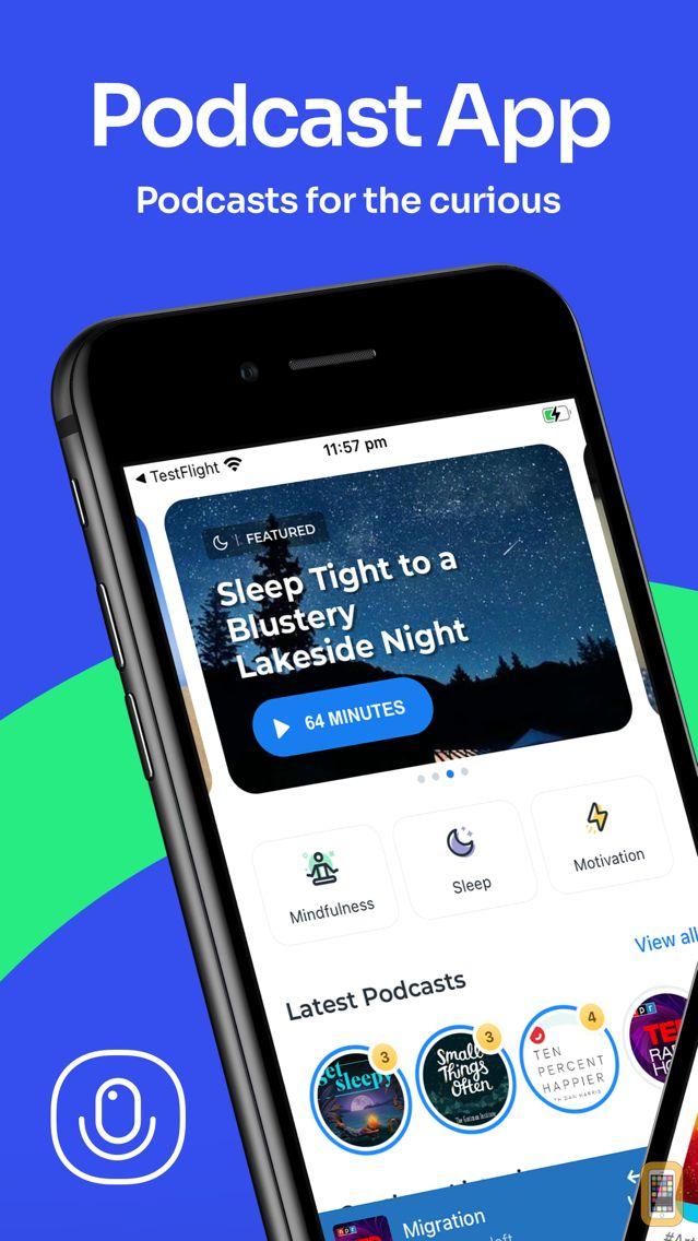 Screenshot - The Podcast App