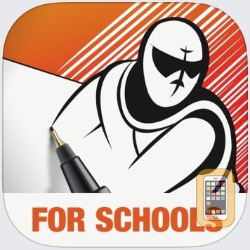 Comic Draw for Schools by plasq LLC (iPad)