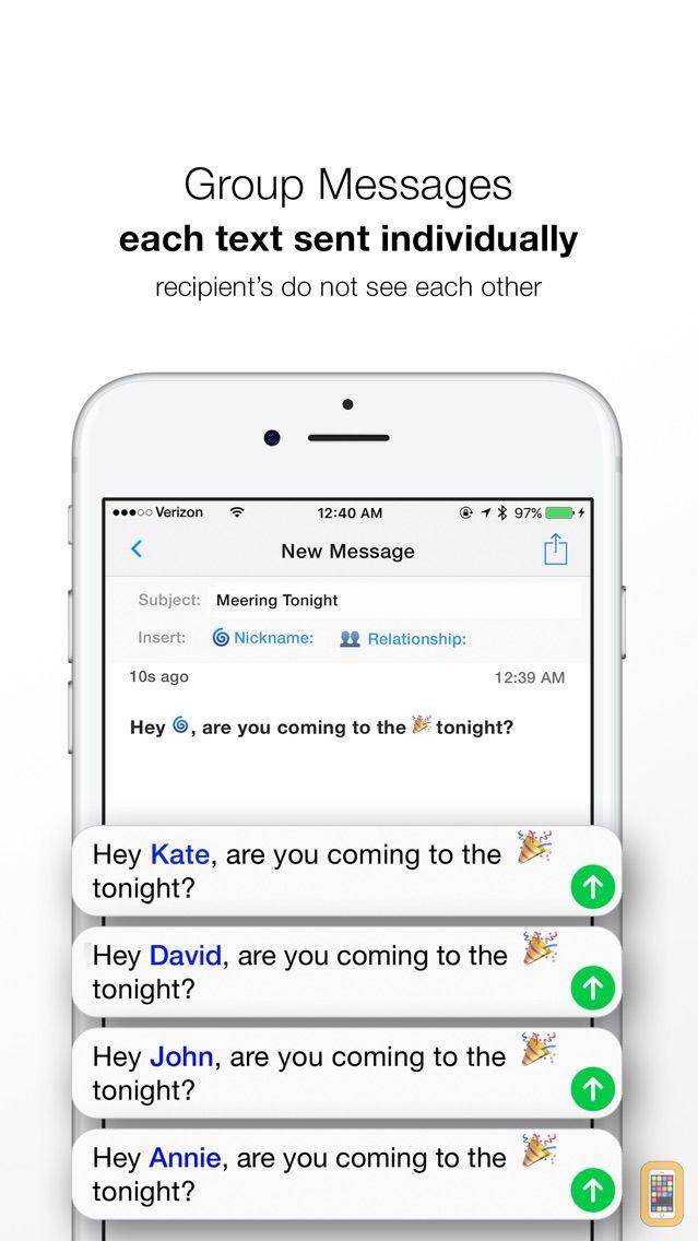 Screenshot - Reach: Mass Text, Email Blast