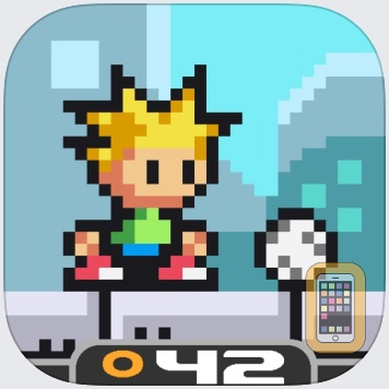 Footy Golf by Donut Games (Universal)