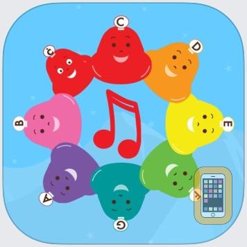 PsP Bells: Kids Instrument App by Robert Young (Universal)
