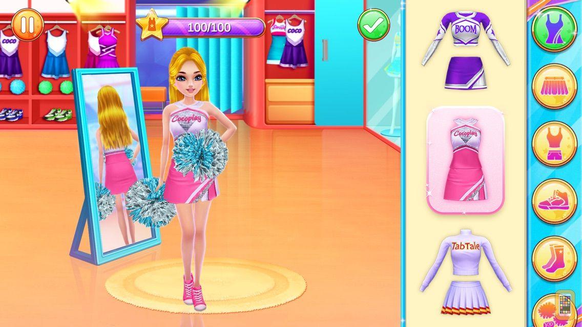 Screenshot - Cheerleader Champion Dance Off