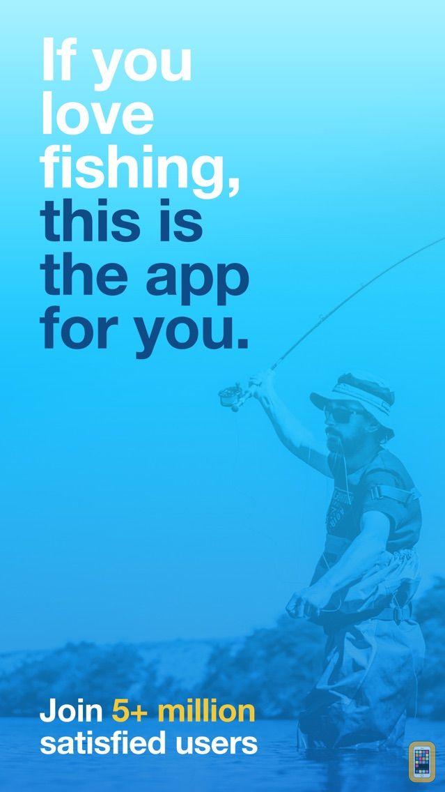 Screenshot - Fishing Points App
