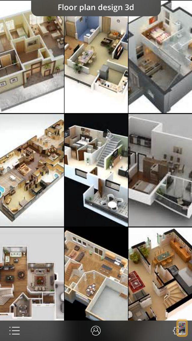 Screenshot - Magical Floor Plan Ideas & Design Layout