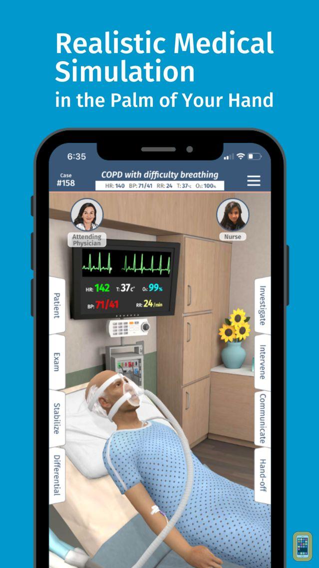Screenshot - Full Code - Emergency Medicine